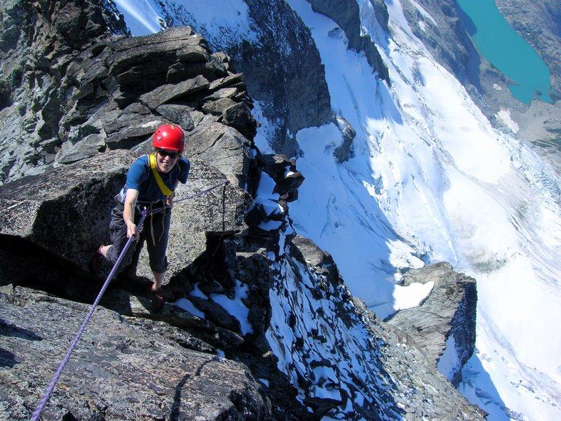 Climbing North Cascades National Park U S National