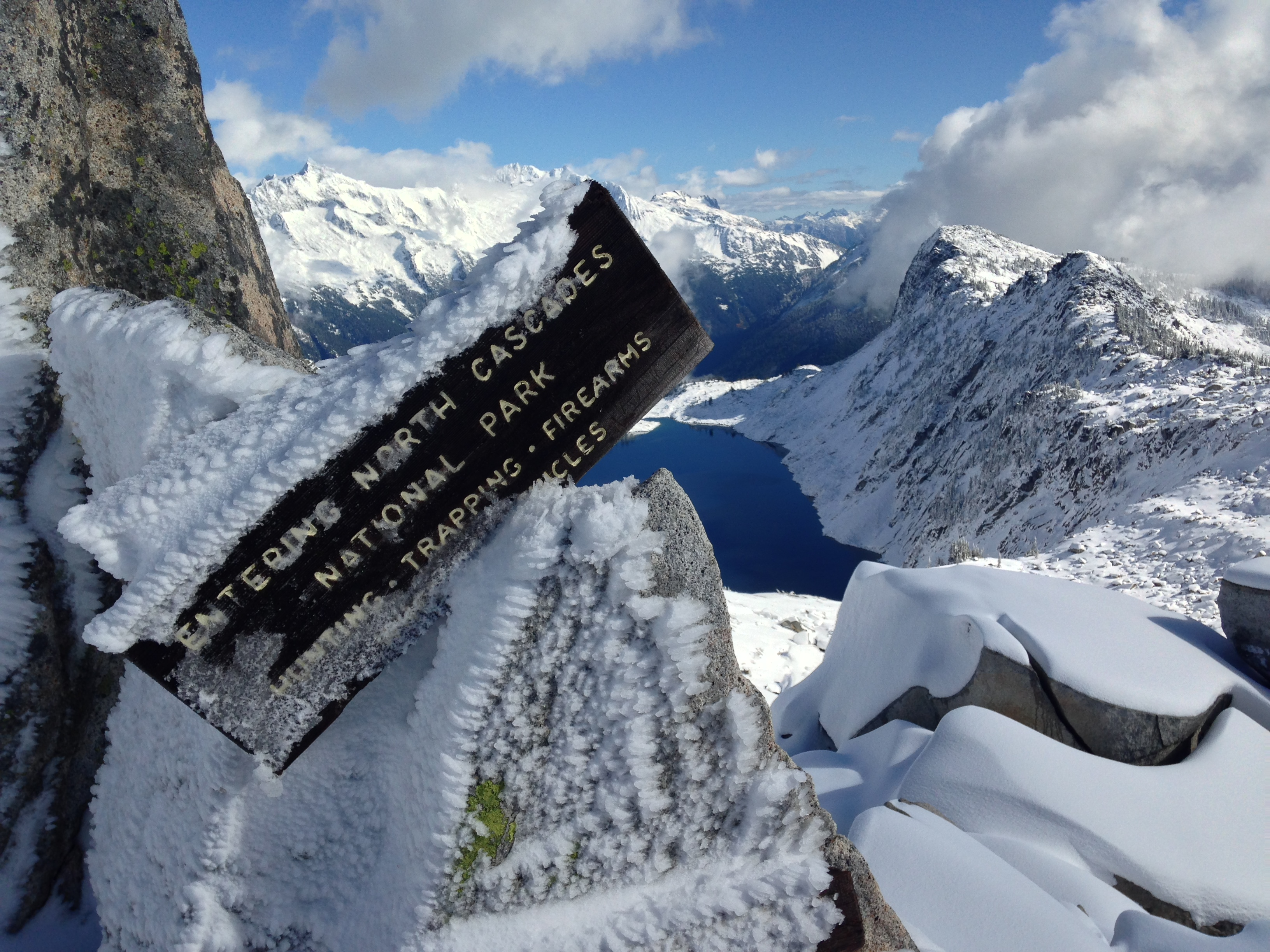 Plan A Road Trip >> Trail Conditions - North Cascades National Park (U.S ...