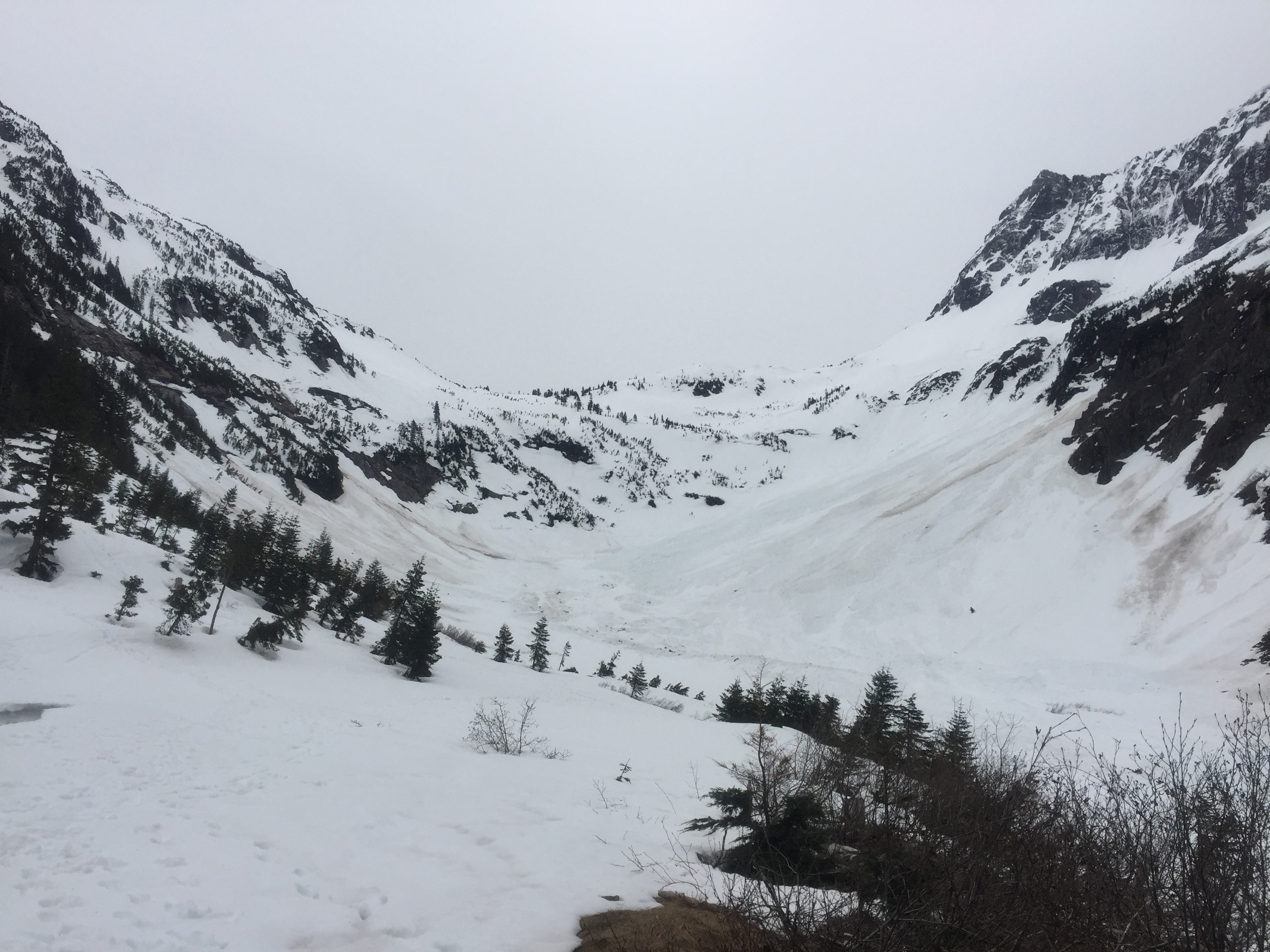 Early May 2017 Cascade Pass