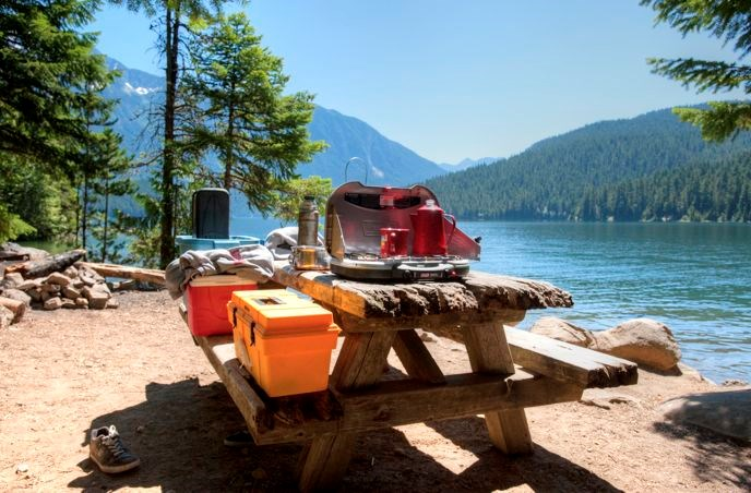 Camping - North Cascades National Park (U S  National Park Service)