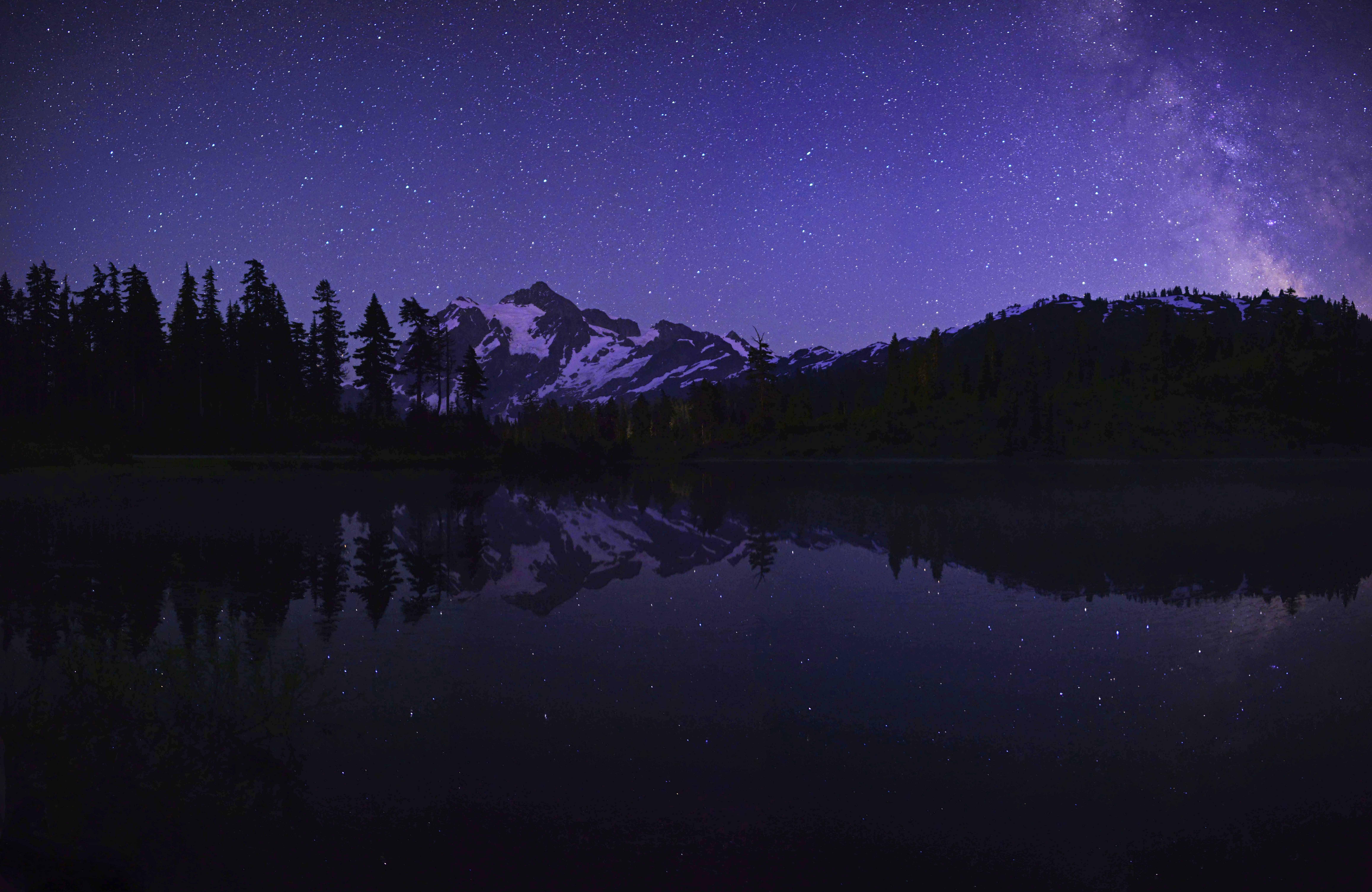 Road Trip Planner >> Evening Explorations - North Cascades National Park (U.S ...