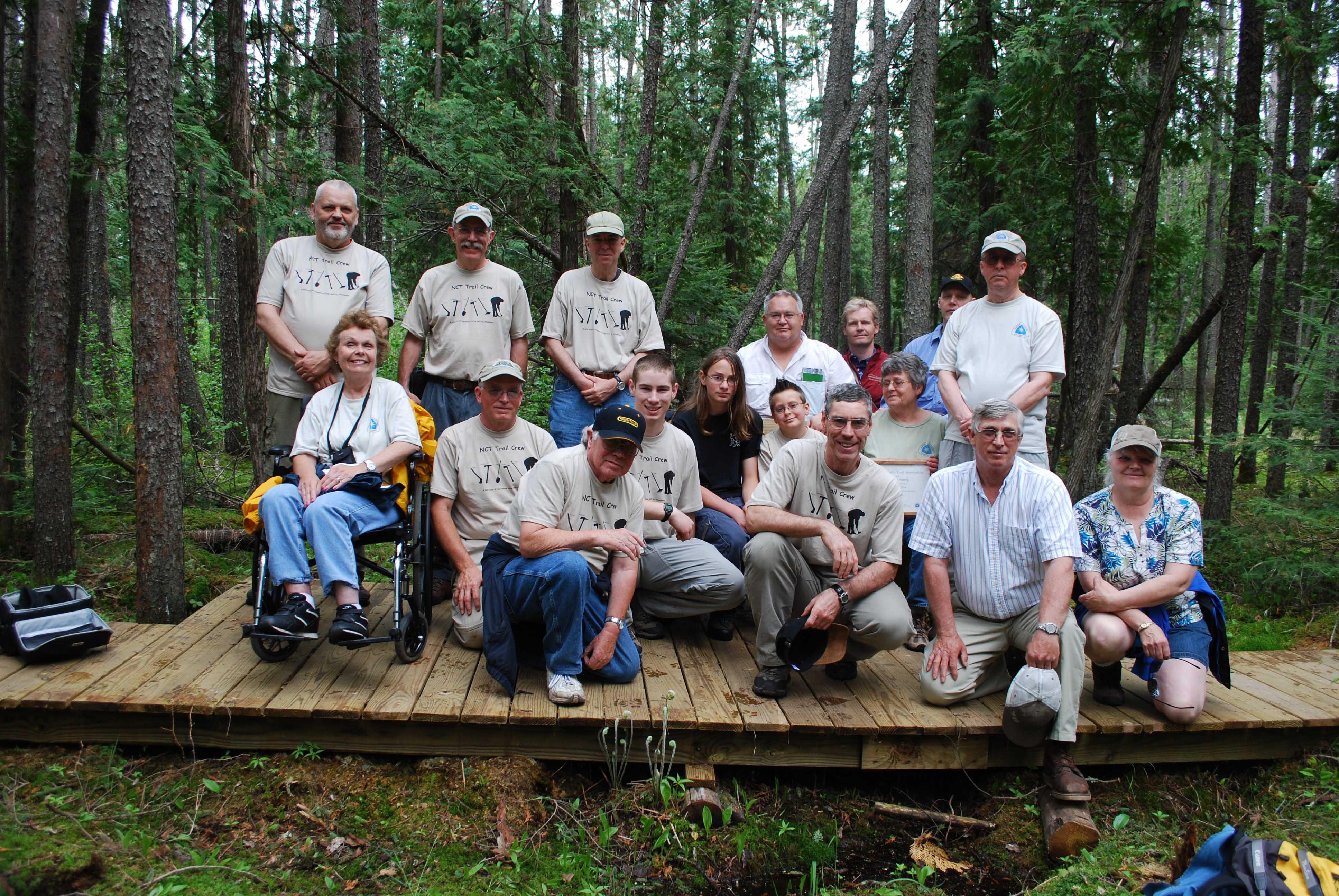 Adventure Country Parks Volunteer Adventure Mi