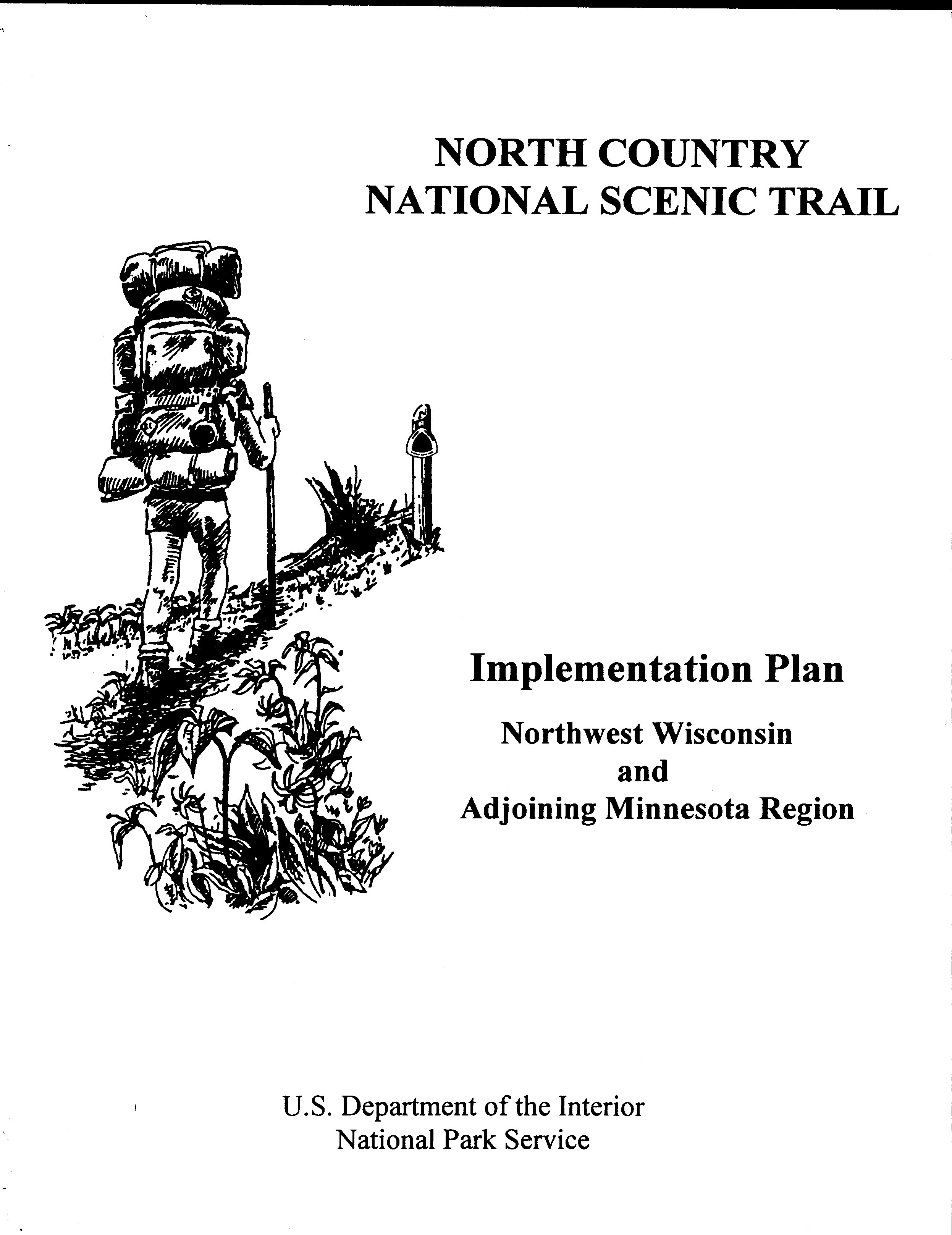 Northwest Wisconsin Trail Implementation Plan