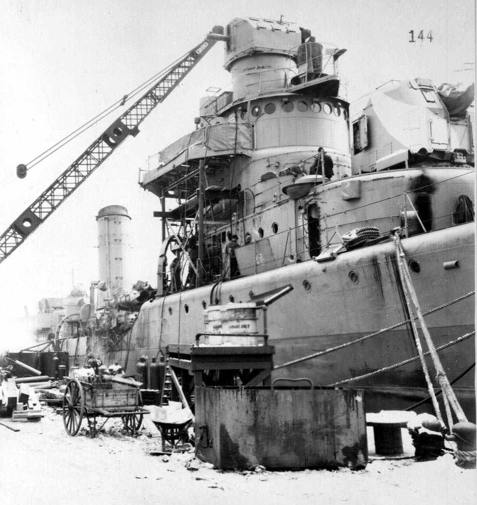 The Boston Navy Yard during World War II (U S  National Park