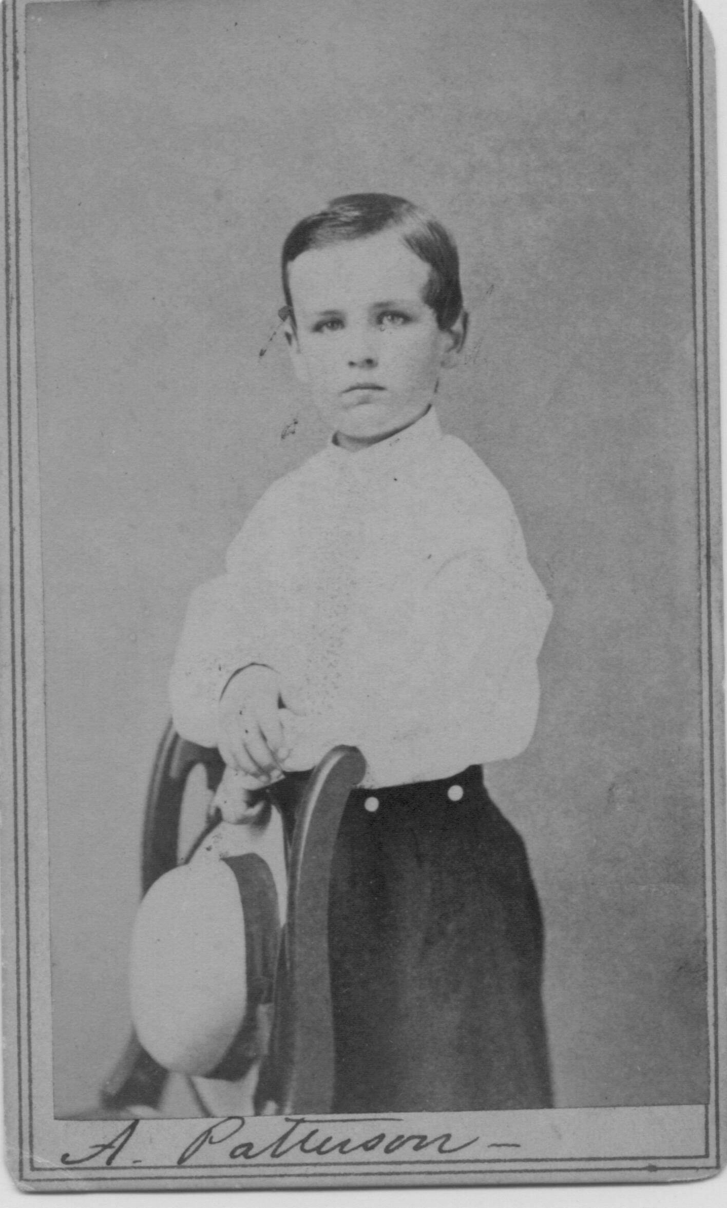 President Andrew Johnson Family