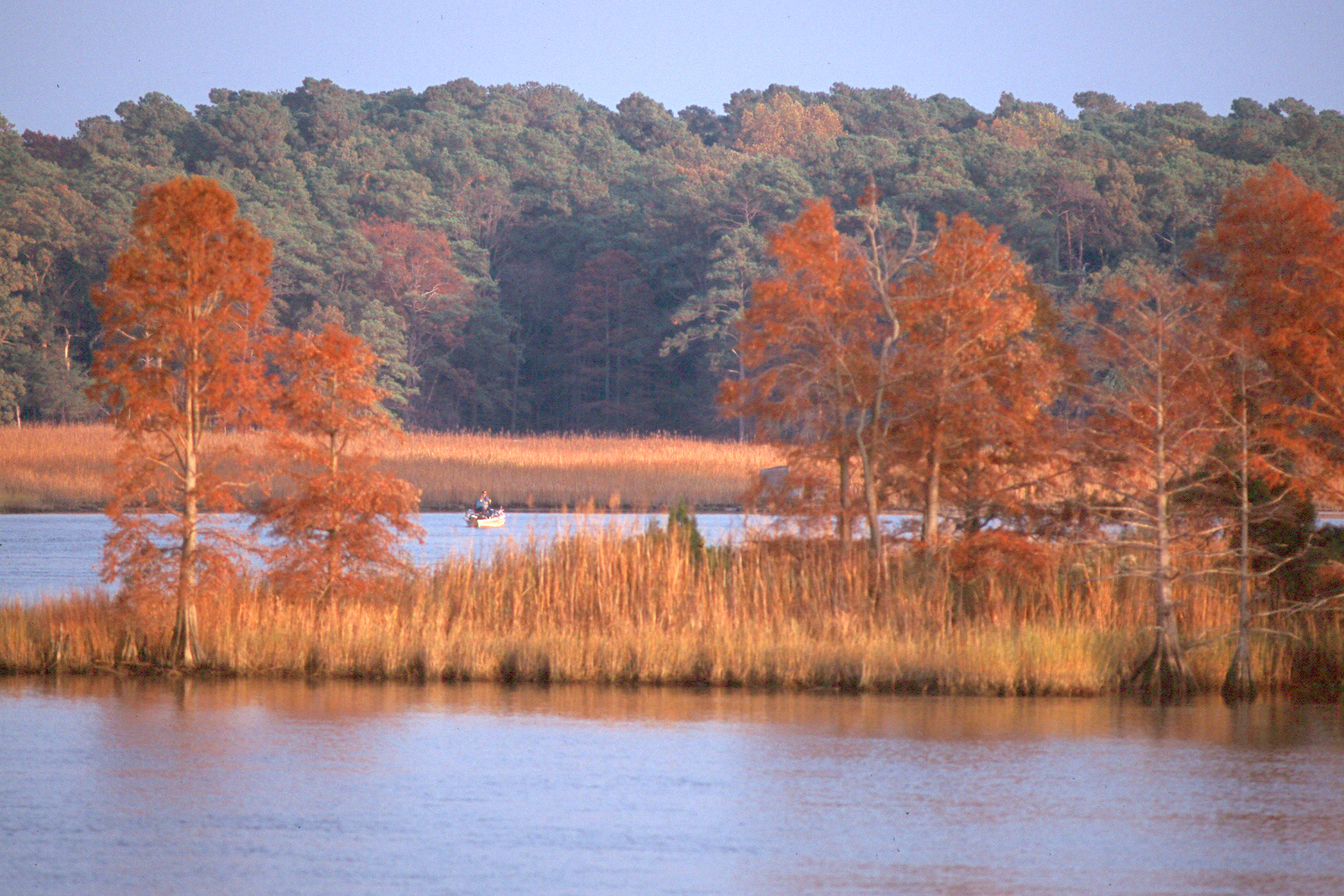 The Captain John Smith Trail has starting points all over Chesapeake Bay.