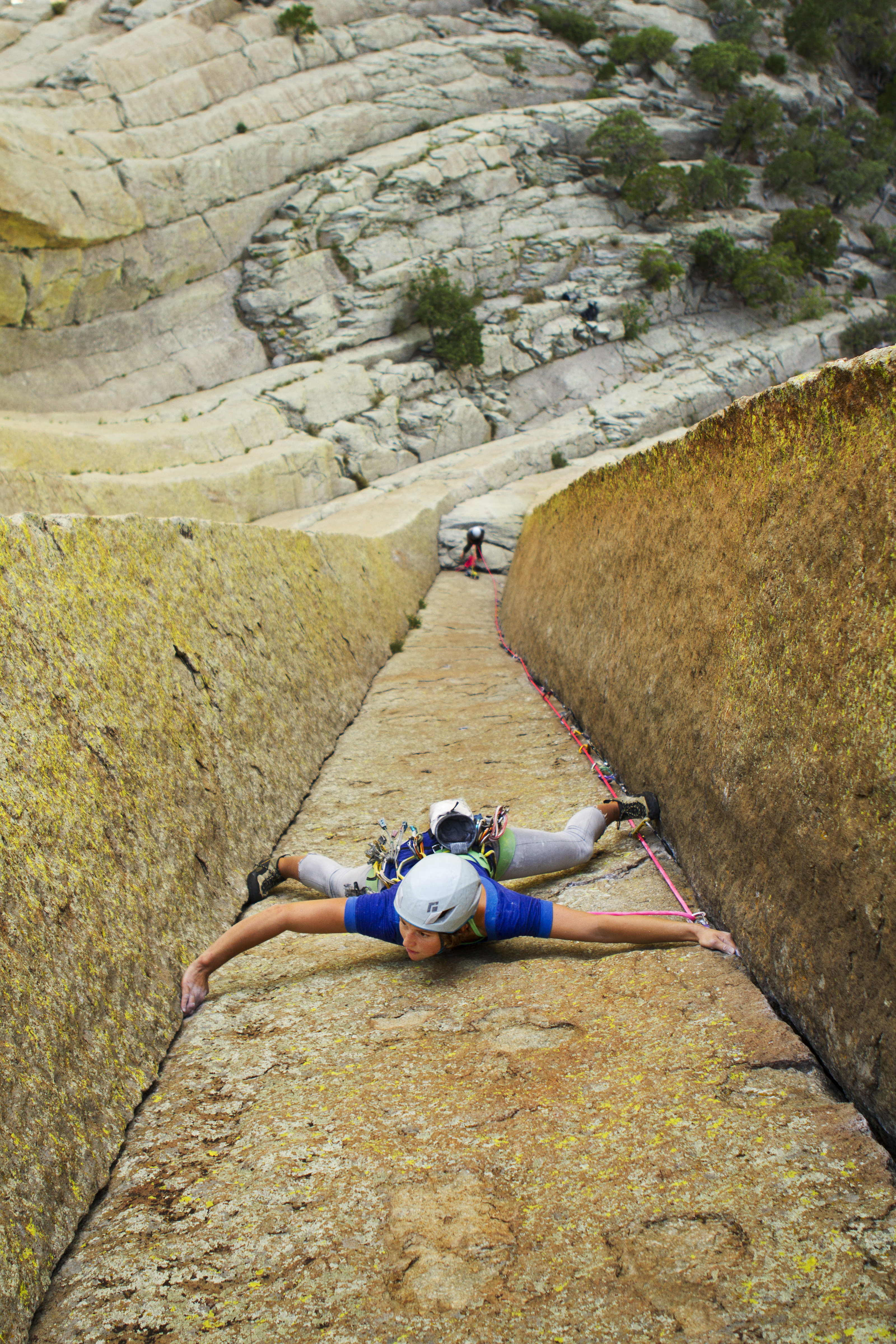 Devils tower climbing pictures