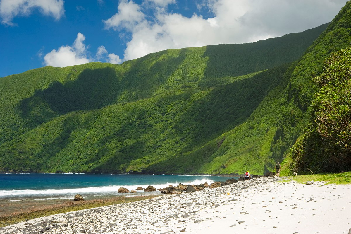 The Samoan Creation Legend - National Park of American Samoa (U S