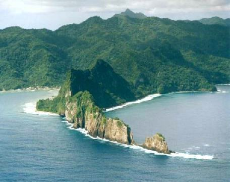 Publications National Park Of American Samoa U S