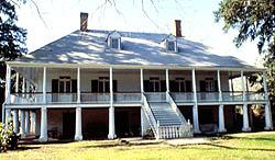 historic louisiana house plans