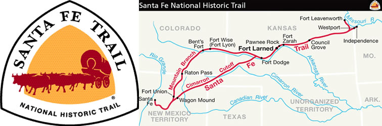 Santa Fe National Historic Trail---American Latino Heritage ... on chicago museums map, clayton ok map, espanola map, paris museums map, shopping map, philadelphia museums map, boston museums map, contact us map,