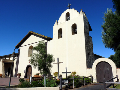 Mission Santa Ines American Latino Heritage A Discover