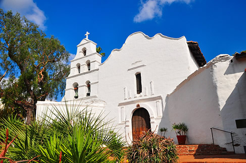 San Diego Mission Church---American Latino Heritage: A Discover ...