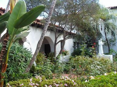 San Diego Mission Church---American Latino Heritage: A