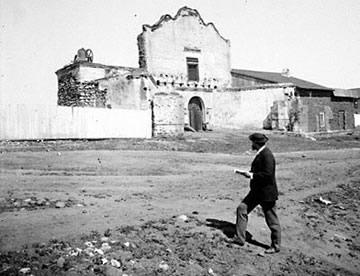 San Diego Mission Church American Latino Heritage A