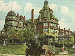 Battery Park Hotel One Of Asheville S Earliest Resorts