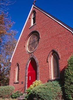 St Matthias Episcopal Church Asheville North Carolina
