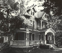 Wright Inn Historical Photo