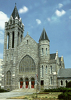 st mark methodist church atlanta a national register of historic