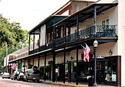 natchitoches historic district cane river national heritage area a