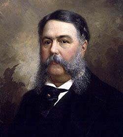 Chester Arthur (1881-1885)