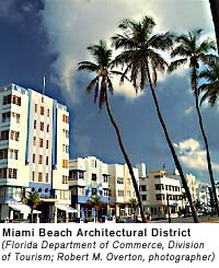 florida historic places miami beach architectural district