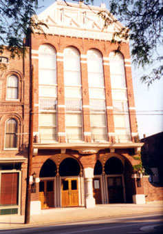 Exterior View Of Lexington Opera House Photograph By Eric Thomason Courtesy Blue Gr Trust For Historic Preservation