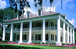 The river road Louisiana plantation house plans