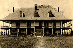 Homeplace Plantation House