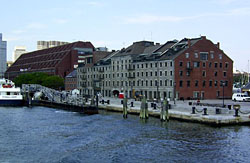Long Wharf And Custom House Block Featured In Maritime History Of Massachusetts A National Register Of Historic Places Travel Itinerary