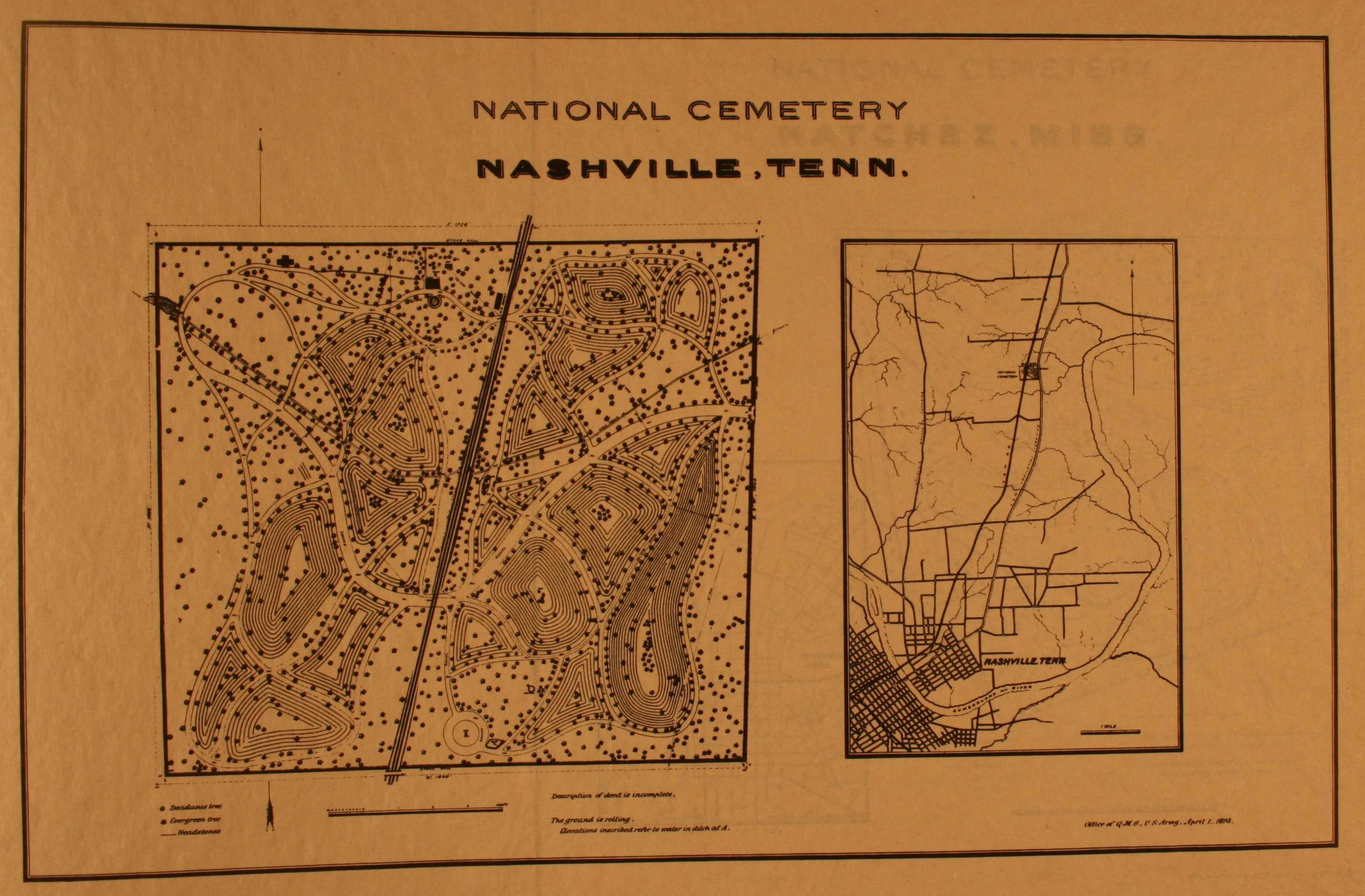 Text Only--Civil War Era National Cemeteries: Discover Our Shared ...