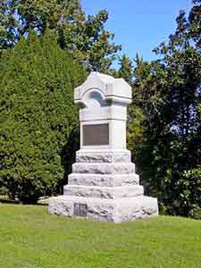 127th Penn Monument