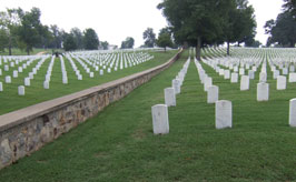 List of Sites--Civil War Era National Cemeteries: A Discover Our Shared  Heritage Travel Itinerary