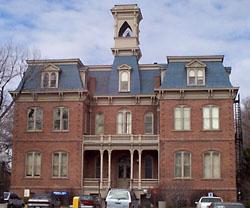 Morrill Hall University Of Nevada Reno Three Historic