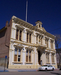 Storey County Courthouse Three Historic Nevada Cities Carson City Reno And Virginia City A National Register Of Historic Places Travel Itinerary