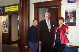 Ronald Reagan S Boyhood Home Presidents A Discover Our