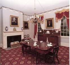 james k polk home presidents a discover our shared heritage