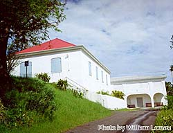 Most Likely To Questions >> New Herrnhut Moravian Church--Historic Places in Puerto ...
