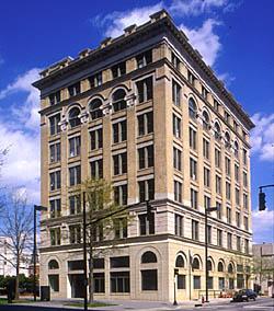 Masonic Temple Building-- Raleigh: A Capital City: A