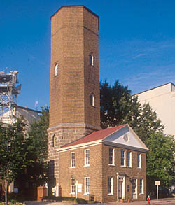 Raleigh Water Tower Raleigh A Capital City A National