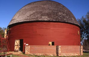Arcadia Round Barn--Route 66: A Discover Our Shared ...