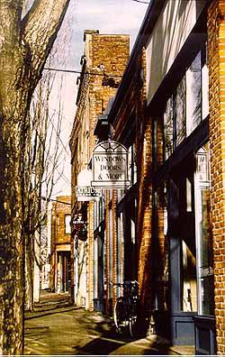 Ballard Avenue Historic District Photograph by Jennifer Meisner, Seattle  Urban Conservation Division