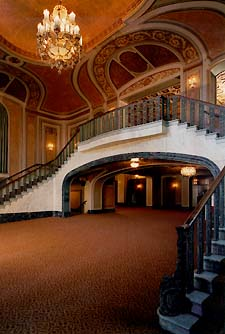 Paramount Theater Seattle Washington A National