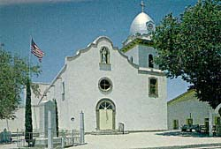 Ysleta Mission--South and West Texas; A National Register of ...