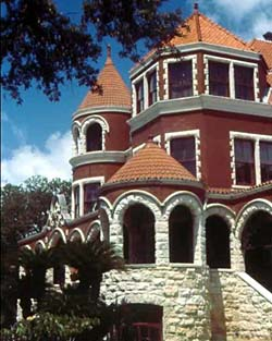 Willis Moody Mansion South And West Texas A National