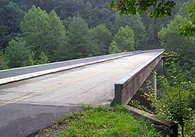 Current Lilly Bridge