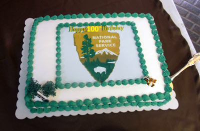A Celebration Of The National Park Services 100th Birthday