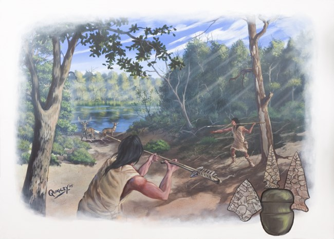Archaic Period Painting