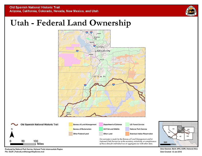 Utah State Maps USA Maps Of Utah UT Utah Ipl Stately Knowledge - Utah on the us map