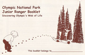 Junior Ranger Booklet
